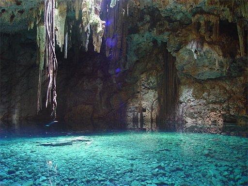 Danau Bawah Tanah Yang Menakjubkan
