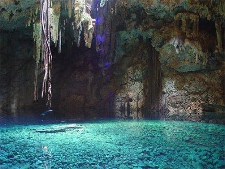 8 Danau Di Bawah Tanah Yang Indah Menakjubkan